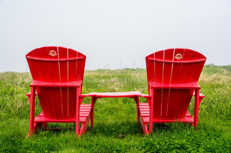 Just sit here. Relax for double. stock photo