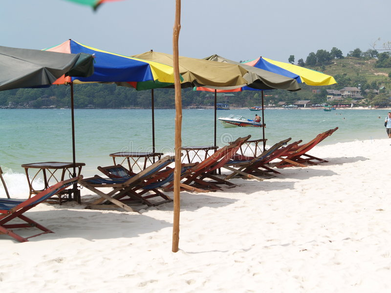 Download Just too tempting stock image. Image of cambodia, chairs - 517631