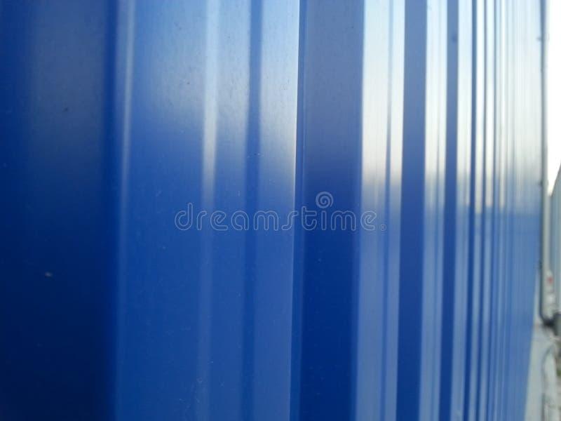 Juste bleu images stock