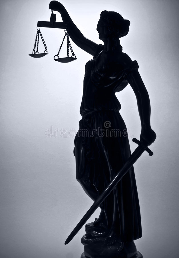 Free Justice Royalty Free Stock Photography - 9009407
