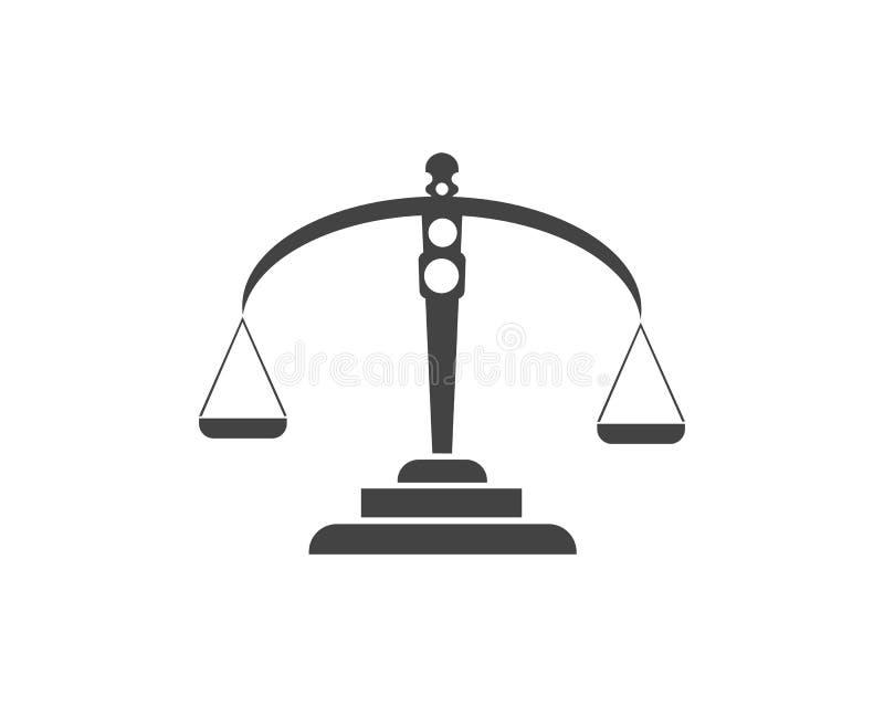 justice illustration de vecteur