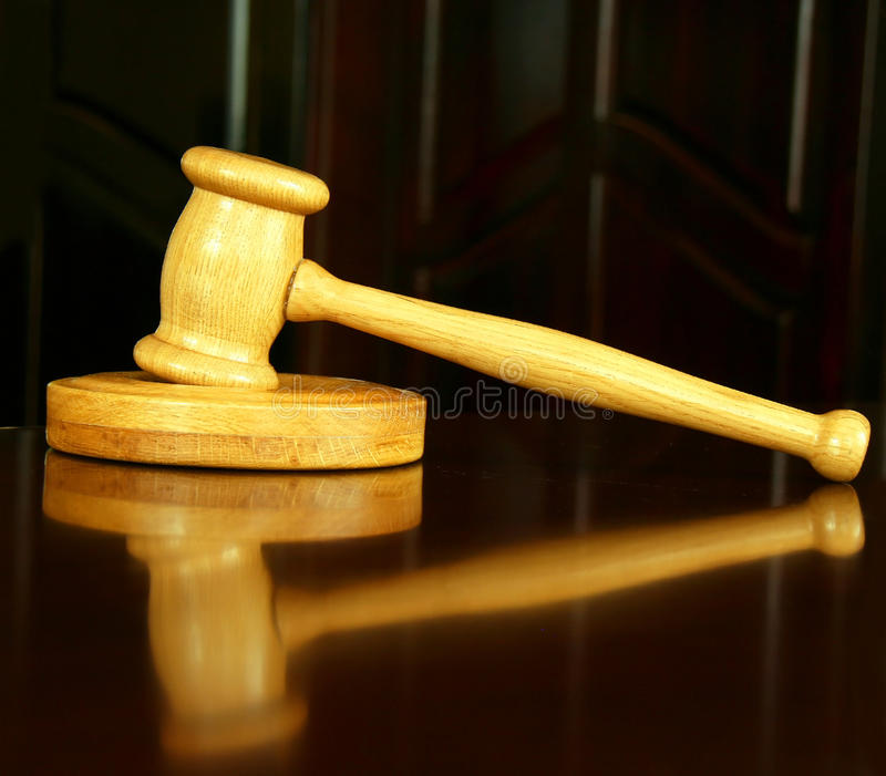 Justice Gavel Stock Photos