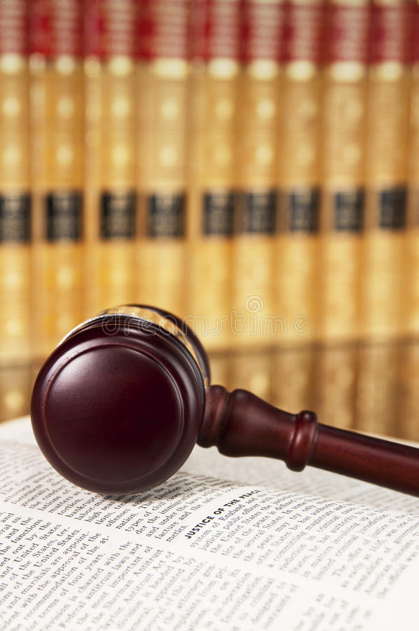 Download Justice Gavel And Law Books Royalty Free Stock Image - Image: 24444296