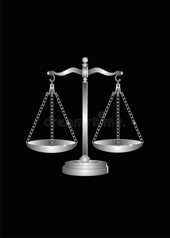 Free Justice Scales Stock Photography - 14904652