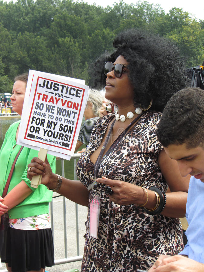 Download Justice for Trayvon Martin editorial photo. Image of trayvon - 33273556