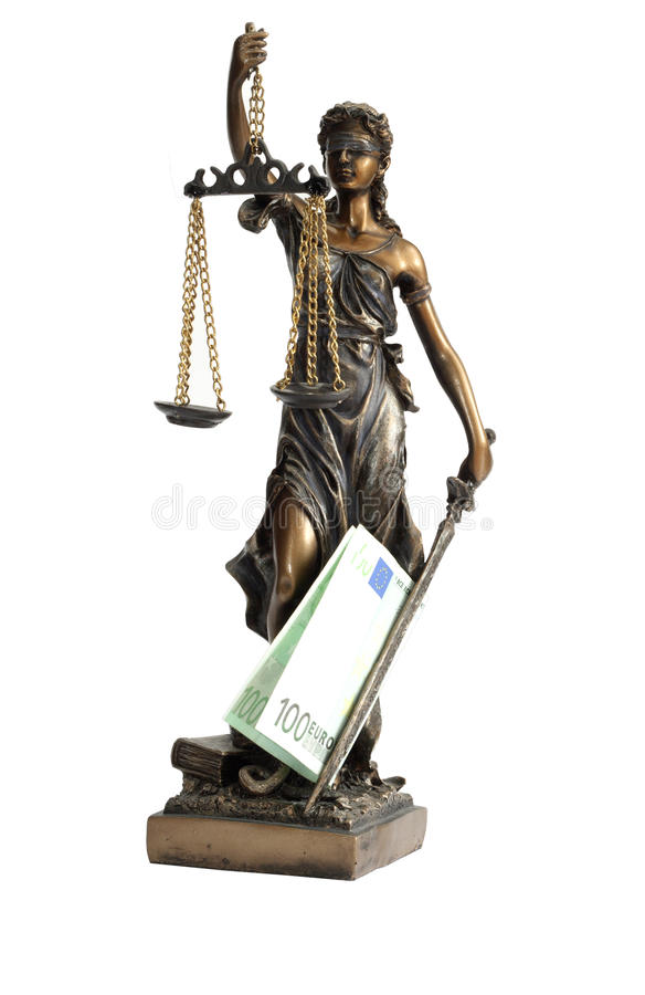 Free Justicia Stock Photo - 21536500
