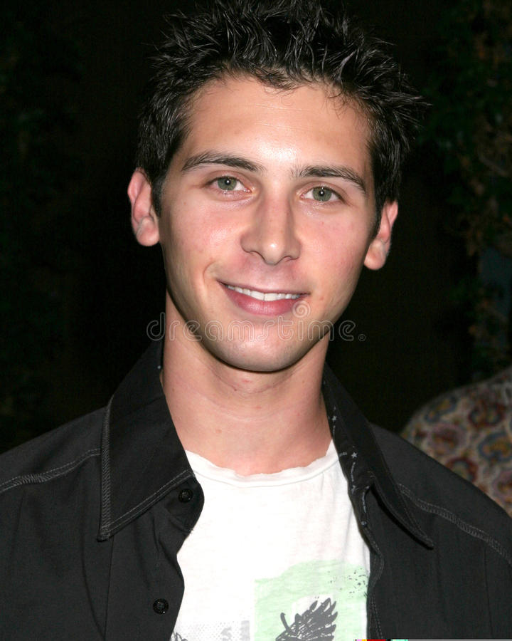 Justin Berfield photos stock