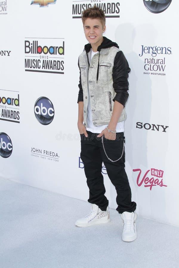 Justin Bieber fotos de archivo