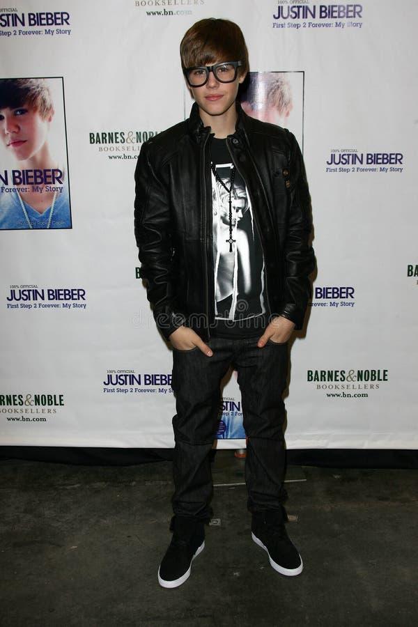Justin Bieber images libres de droits