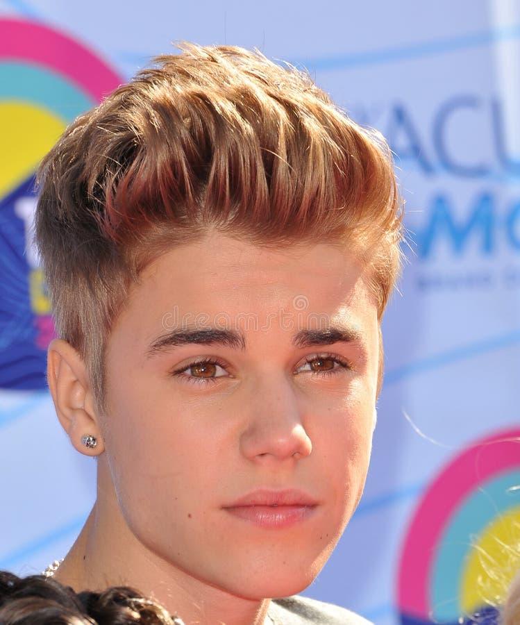 Justin Bieber arkivfoto