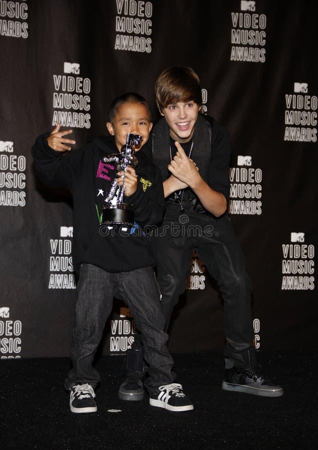 Justin Bieber photo libre de droits