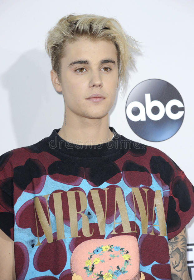 Justin Bieber images stock