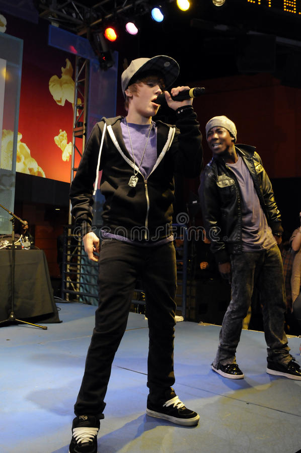 Download Justin Bieber Performing Live. Editorial Photography - Image: 13138492