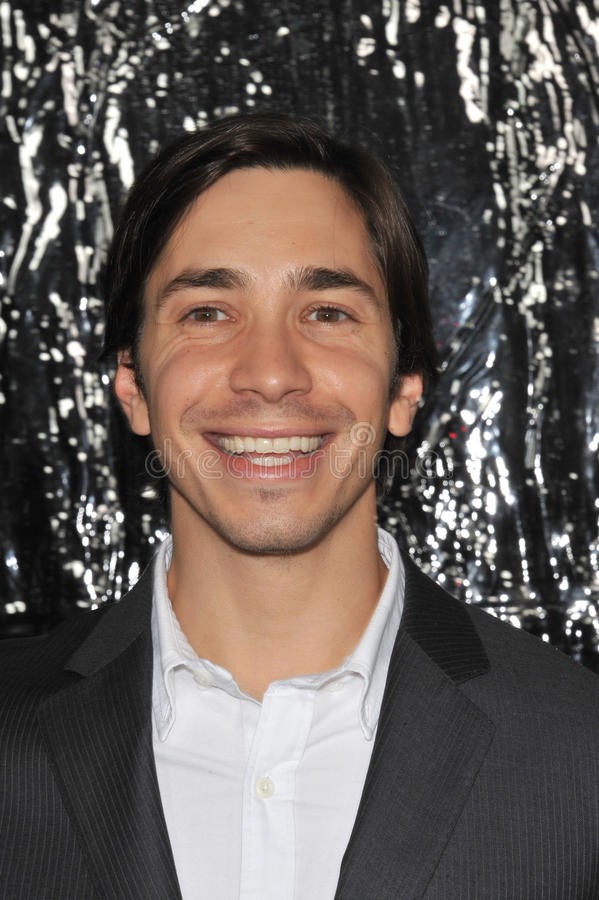 Download Justin Long editorial photo. Image of picture, conviction - 26491571