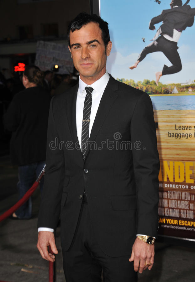 Justin Theroux images stock