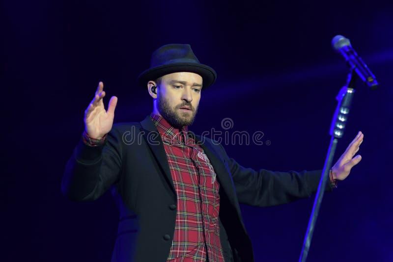 Justin Timberlake image libre de droits