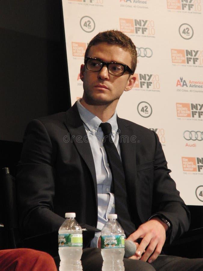 Justin Timberlake imagen de archivo