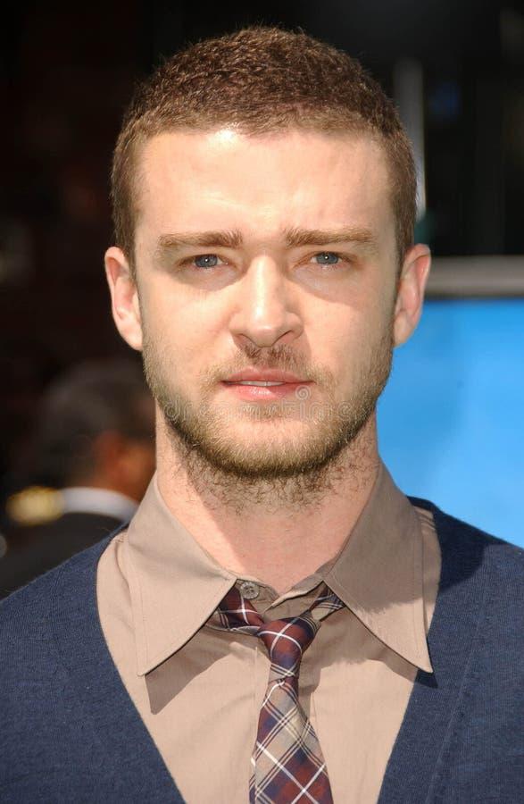 Justin Timberlake stock afbeeldingen