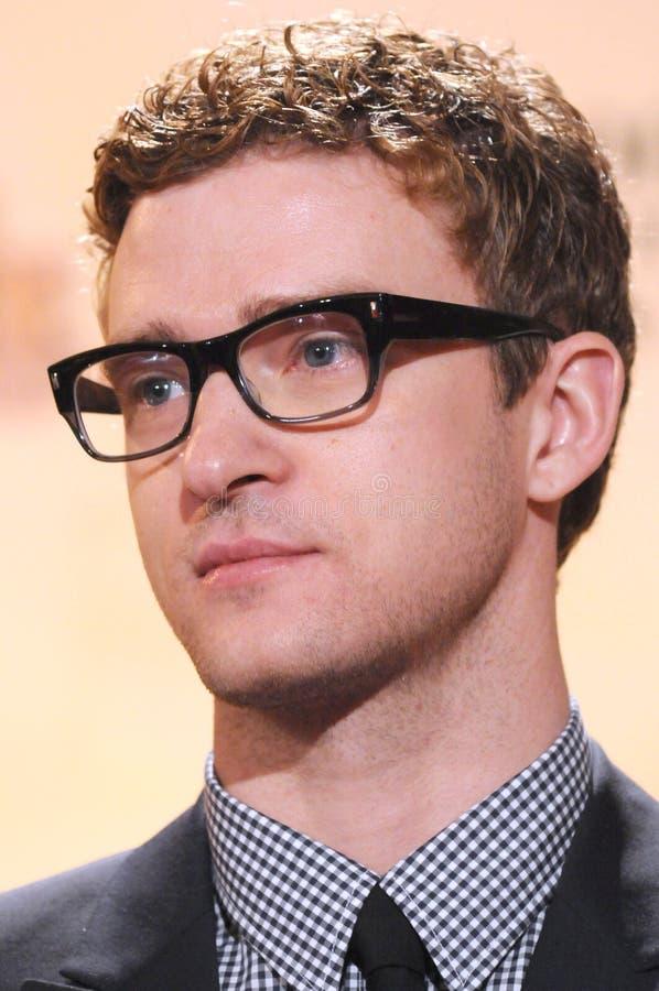 Justin Timberlake obrazy stock
