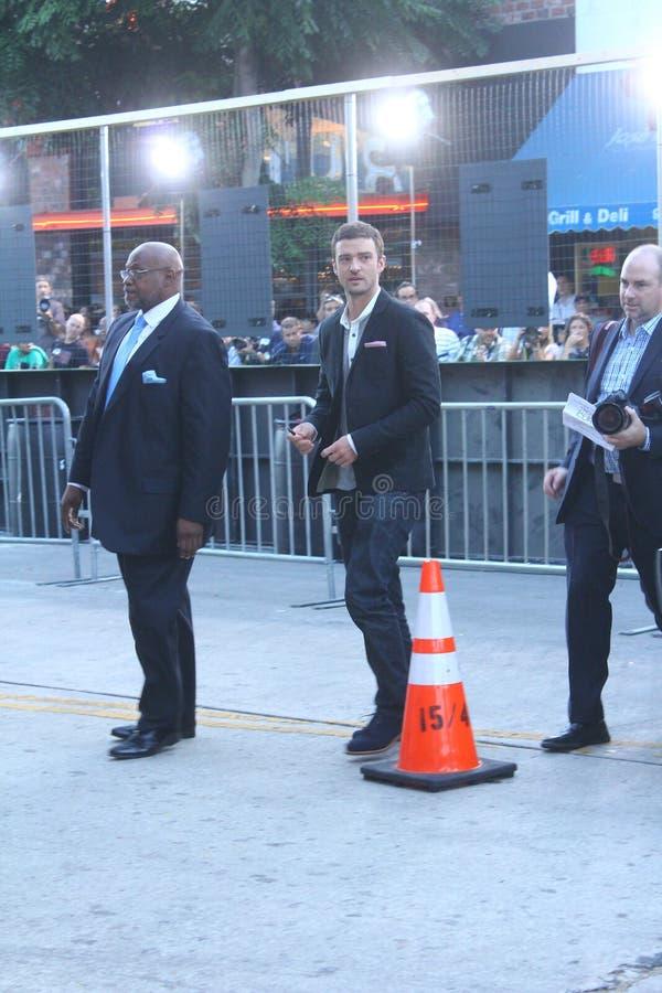 Justin Timberlake zdjęcie royalty free
