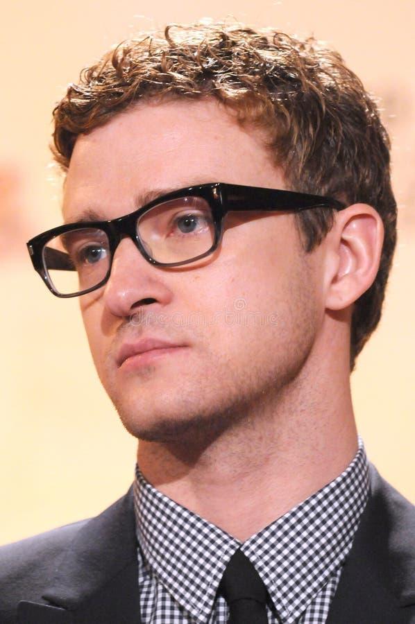 Justin Timberlake photographie stock