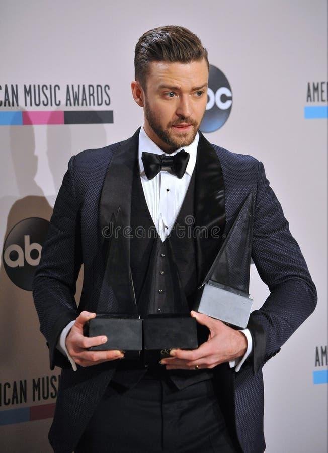 Justin Timberlake photo stock