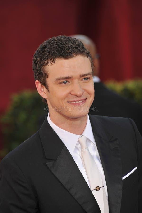 Justin Timberlake obraz stock