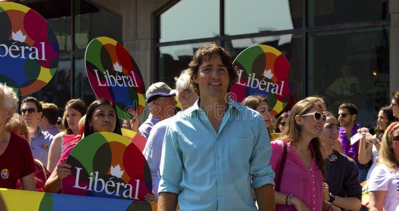 Justin Trudeau fotos de archivo