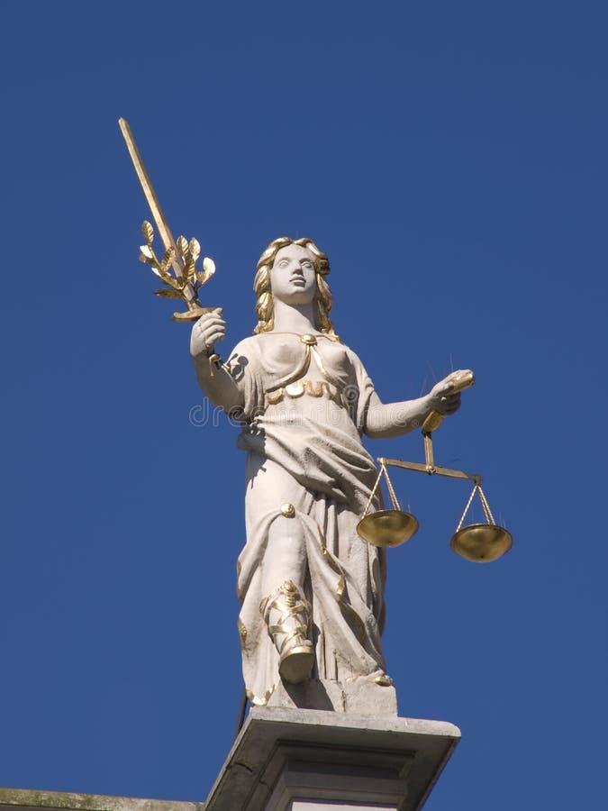 Justitia stock images