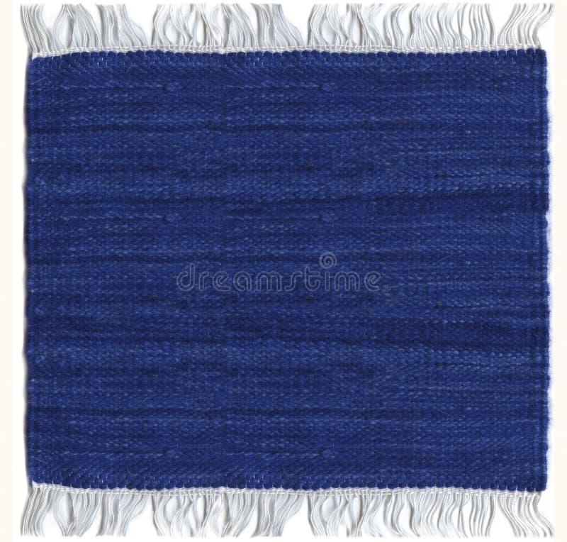 Download Blue Jute Carpet Royalty Free Stock Photography - Image: 1185687