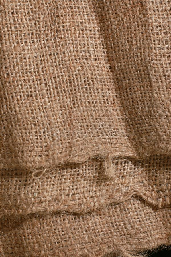 Jute de jute pour le fond de conception d'affiche photo stock