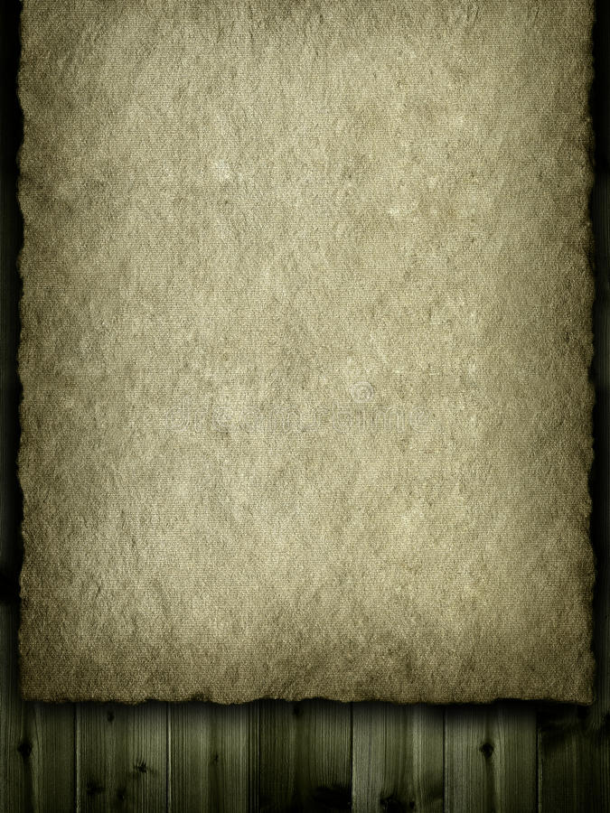 Download Jute or old paper sheet stock photo. Image of backdrop - 27815968