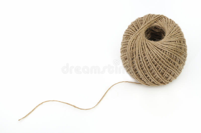 Download Jute twine stock image. Image of household, coarse, tool - 16732289