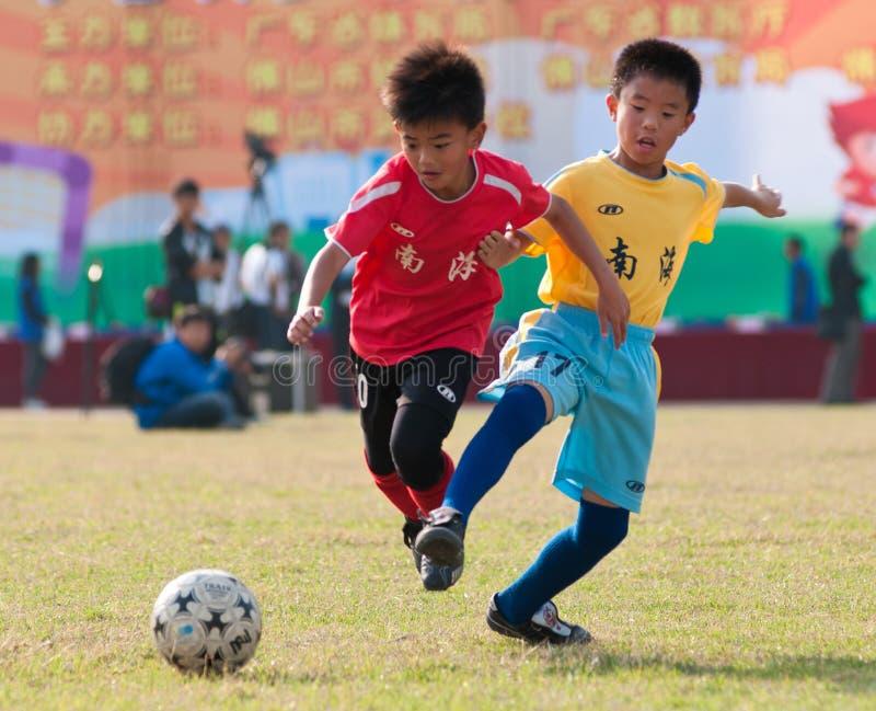 Juvenile Football Editorial Stock Photo