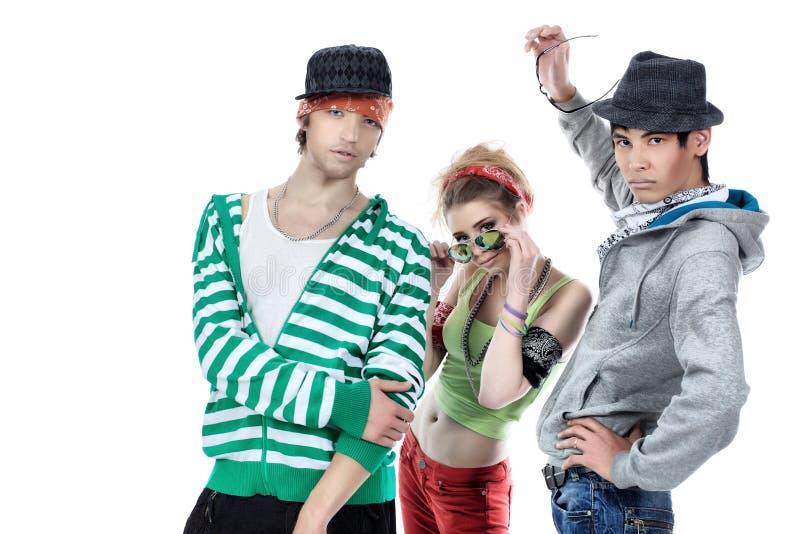 Juventude da dança fotografia de stock
