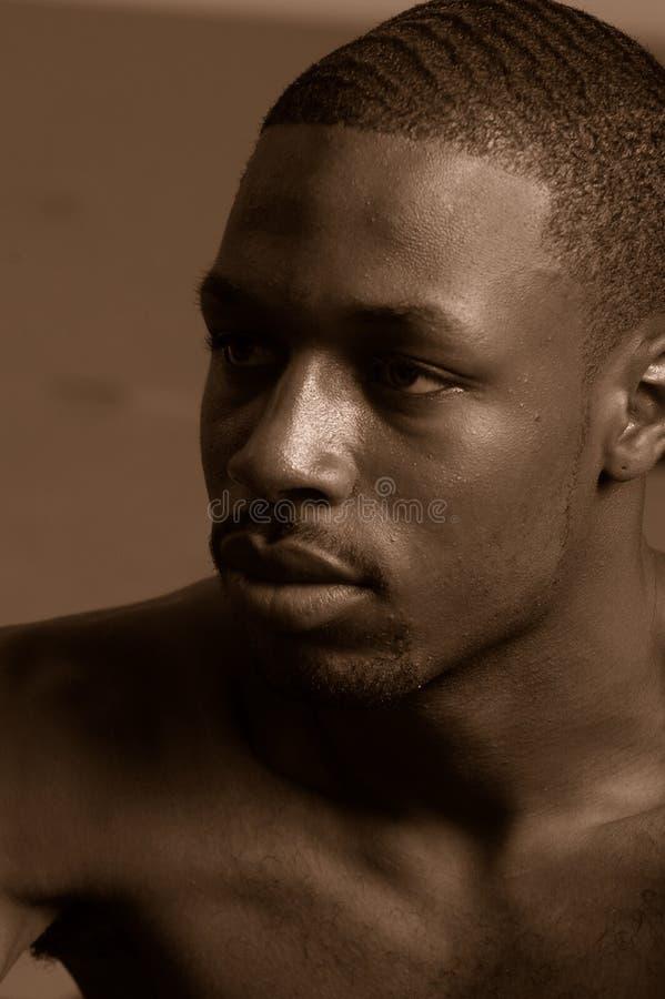 Juventude De Nubian Foto de Stock
