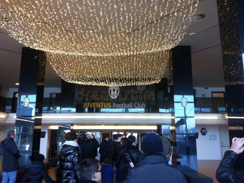 Juventusstadion royalty-vrije stock foto's