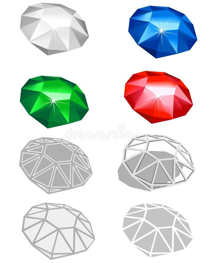 juvlar stock illustrationer