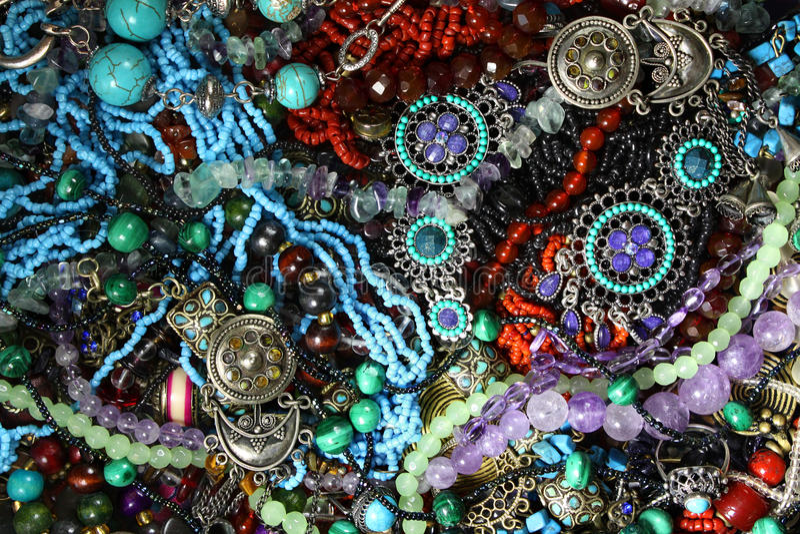 Juwelblauhintergrund stockbilder