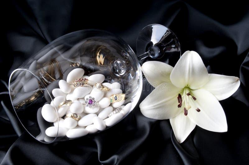Juwelen 1 royalty-vrije stock foto