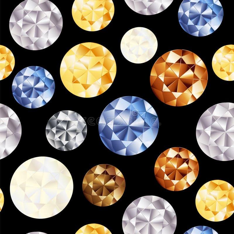 Juwelen stock abbildung