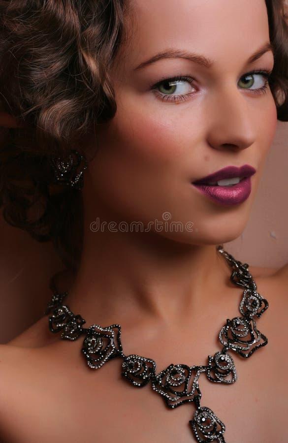 Juwelen en Schoonheid royalty-vrije stock foto