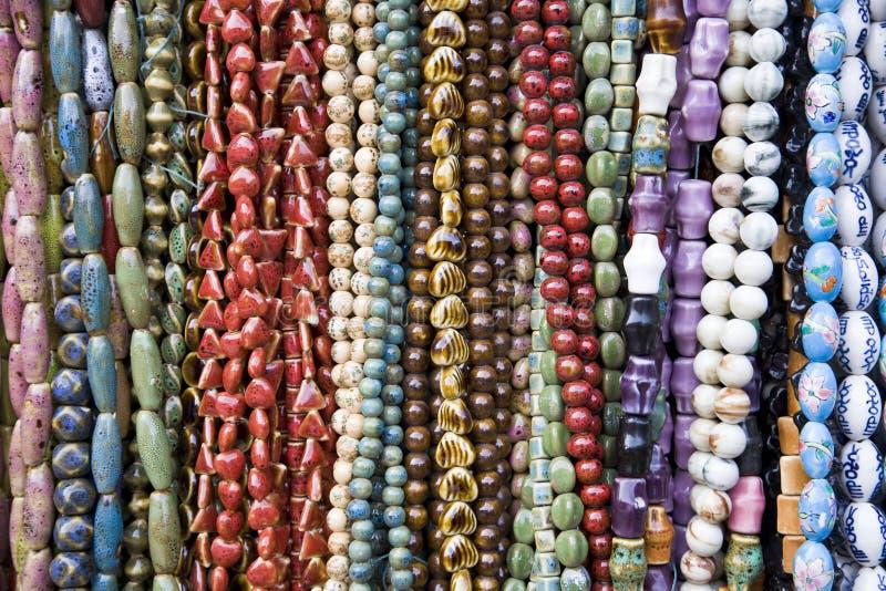 juwelen markt royalty-vrije stock afbeelding