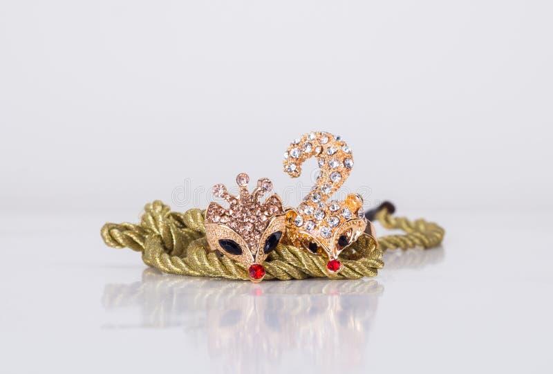 Juwelen - ring stock fotografie