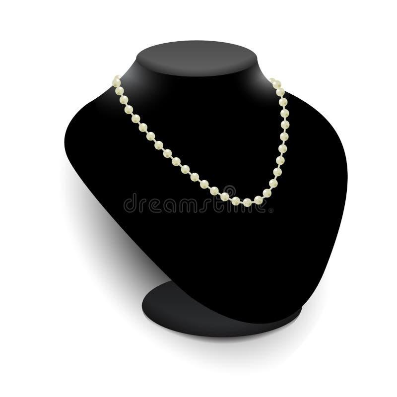 Juwelenmislukking royalty-vrije illustratie