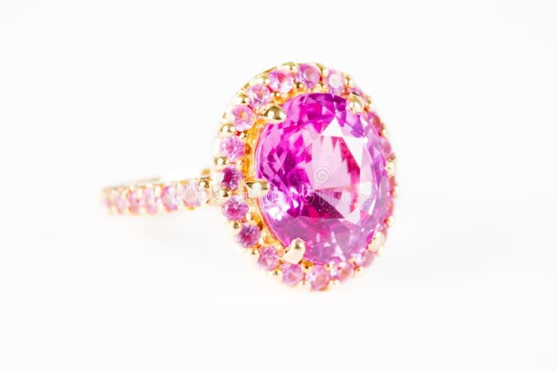 Juwelenring royalty-vrije stock foto