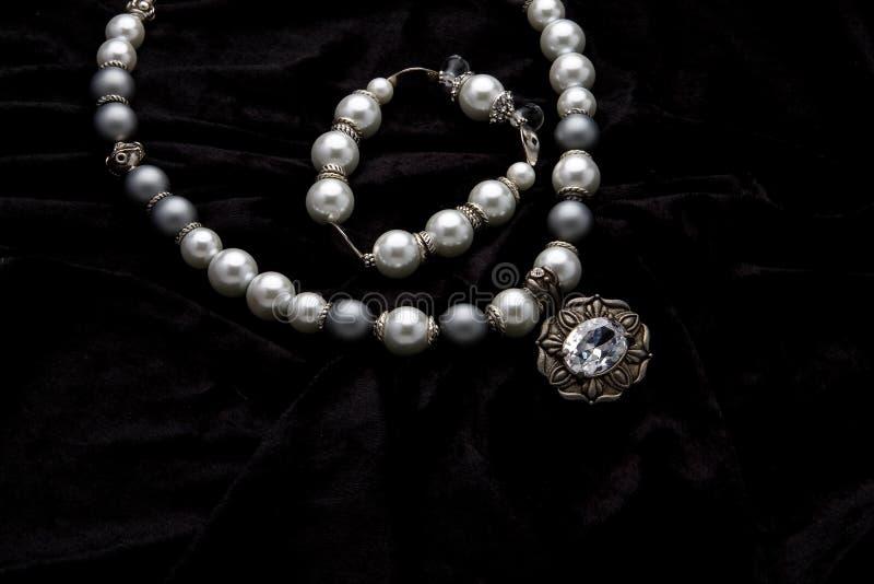juwelery de costume photo libre de droits
