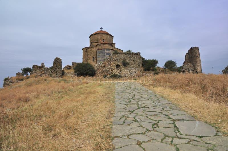 Download Jvari monastery stock photo. Image of djvari, aragvi - 19778980