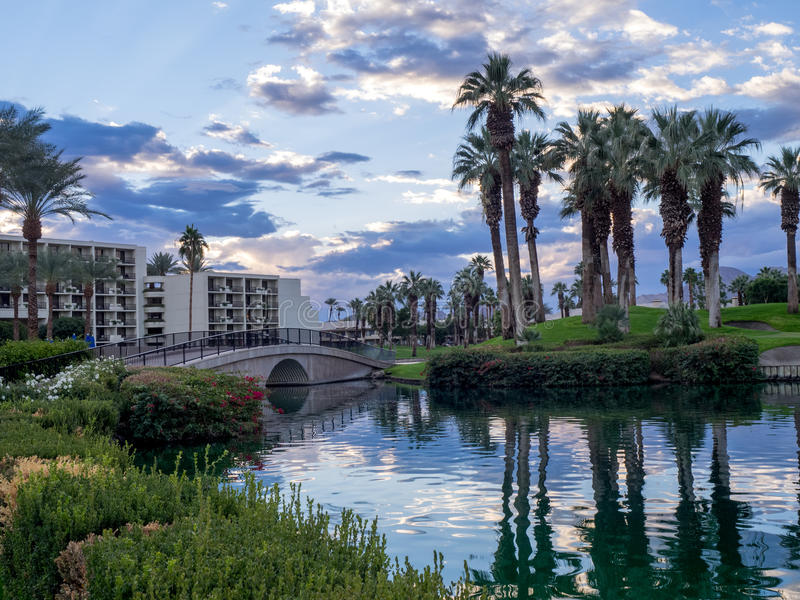 JW Marriott Desert Springs Resort & Spa stock photos