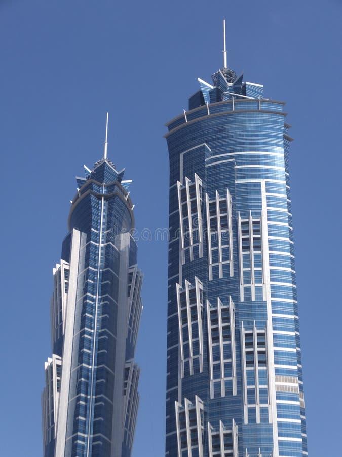 JW Marriott markiz w Dubaj, UAE zdjęcie stock